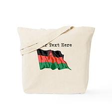Custom Malawi Flag Tote Bag
