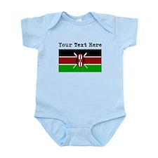 Custom Kenya Flag Body Suit