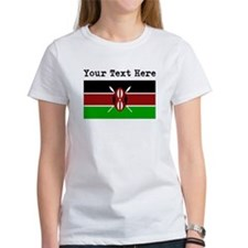 Custom Kenya Flag T-Shirt