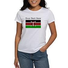 Custom Kenya Flag T-Shirt