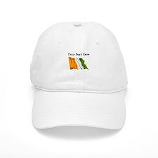Custom Ivory Coast Flag Baseball Baseball Cap