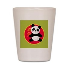 Panda Shot Glass
