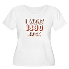 1890 Census T-Shirt