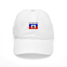 Custom Haiti Flag Baseball Baseball Cap