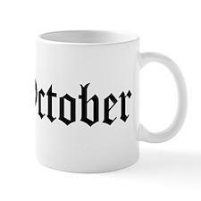Mr. October Mug