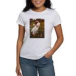 Windflowers / Dachshund Women's T-Shirt