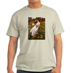 Windflowers / Dachshund Light T-Shirt