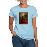 Lincoln's Dachshund Women's Light T-Shirt