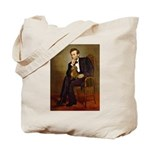 Lincoln's Dachshund Tote Bag