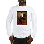 Lincoln's Dachshund Long Sleeve T-Shirt