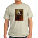 Lincoln's Dachshund Light T-Shirt