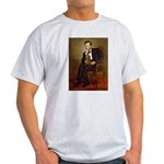 Lincoln's Dachshund Light T-Shirt