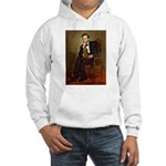 Lincoln's Dachshund Hooded Sweatshirt