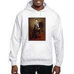 Lincoln's Dachshund Hooded Sweatshirt