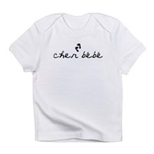Cute French baby Infant T-Shirt