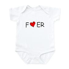 FARTER Infant Bodysuit