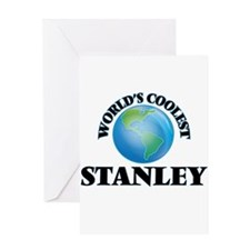 World's Coolest Stanley Greeting Cards