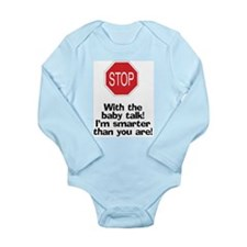 Friend Long Sleeve Infant Bodysuit