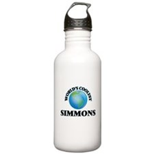 World's Coolest Simmon Water Bottle