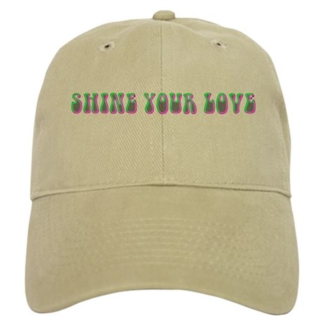 Shine Your Love Cap