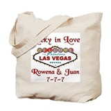 Lucky in Love Las Vegas (RJ) Tote Bag