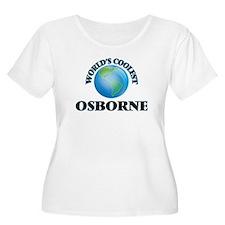 World's Coolest Osborne Plus Size T-Shirt
