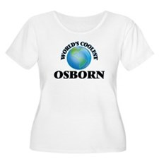 World's Coolest Osborn Plus Size T-Shirt