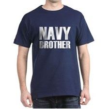 Navy Brother Steel T-Shirt