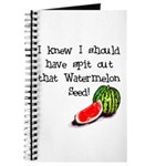 Watermelon Seed Journal