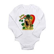 Cute St. paddy Long Sleeve Infant Bodysuit