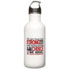 Vasculitis HowStrongWe Water Bottle