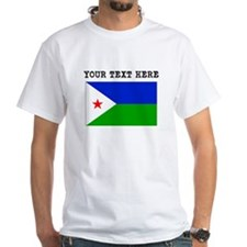 Custom Djibouti Flag T-Shirt