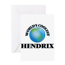 World's Coolest Hendrix Greeting Cards