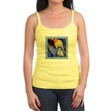 Devoted Dad Penguin Ladies Top