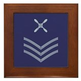RAF Chief Techician&lt;BR&gt; Framed Tile