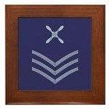 RAF Chief Techician<BR> Framed Tile