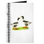 Pomeranian Geese Journal