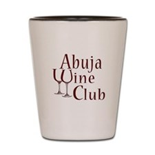 Cute Abuja Shot Glass