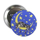 Great Dane Merle Twinkle Button