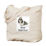 Holy Shih-Tzu! Tote Bag