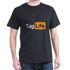 Tug Life - Porn Addict T-Shirt