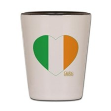 Love Eire Shot Glass