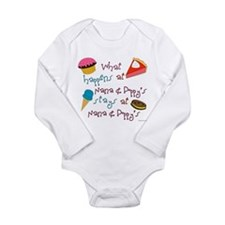 Cute Mommys boy Long Sleeve Infant Bodysuit