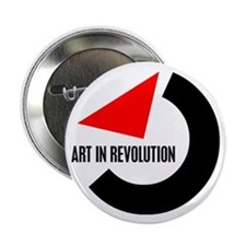 Art in Revolution Marty McFly Button