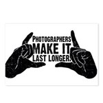 Photographers Make It Last Lo Postcards (Package o