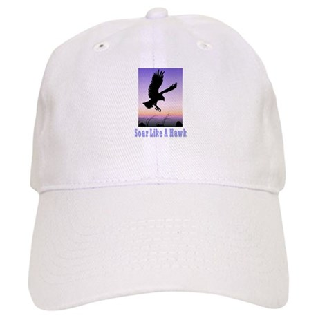 Flying High Soar Like A Hawk Cap