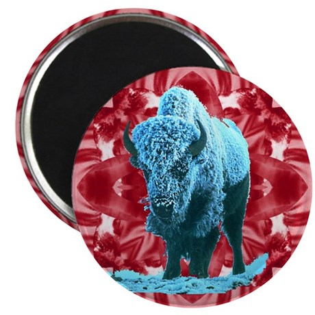 "Buffalo 2.25"" Magnet (100 pack)"