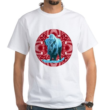 Buffalo White T-Shirt