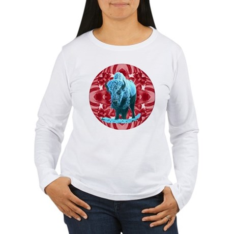 Buffalo Women's Long Sleeve T-Shirt