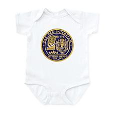 USS GEORGE BANCROFT Infant Bodysuit